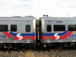 SEPTA Rotem Silverliner V's 812 & 809