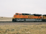 BNSF 9327 is another of more than 40 locomotives seen today