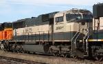 BNSF 9672
