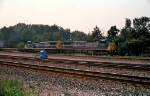 Not sure why CSX is on NS rails. nt
