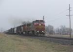 BNSF 652 x-Santa Fe