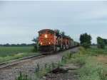 BNSF 9320 on point