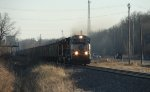 BNSF 9491 and buds in a hurry........
