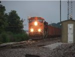 BNSF 6233 out of Elsberry....