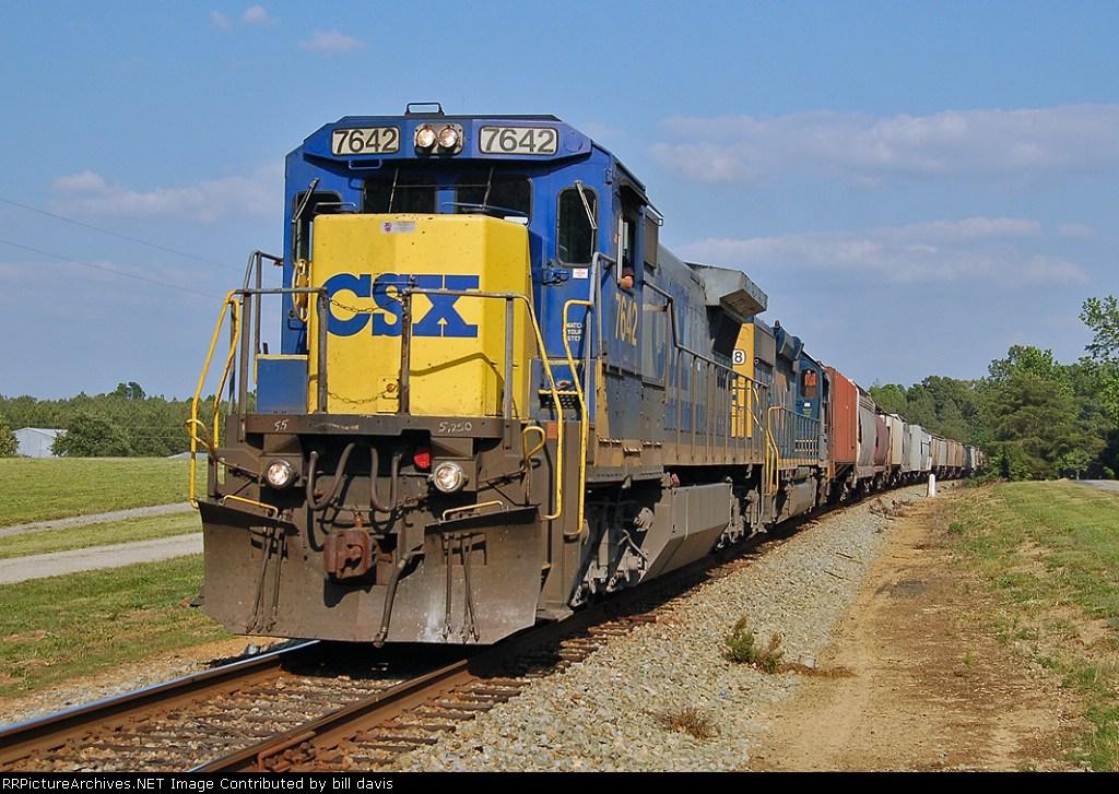 CSX 7642