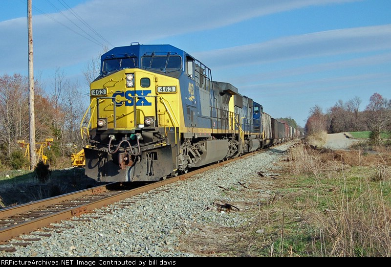 csx 463