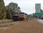Westbound Q767