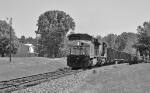 CSX 608 west