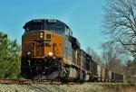 Empty Newport News train