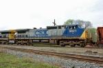 A W9-44C on a coal train....