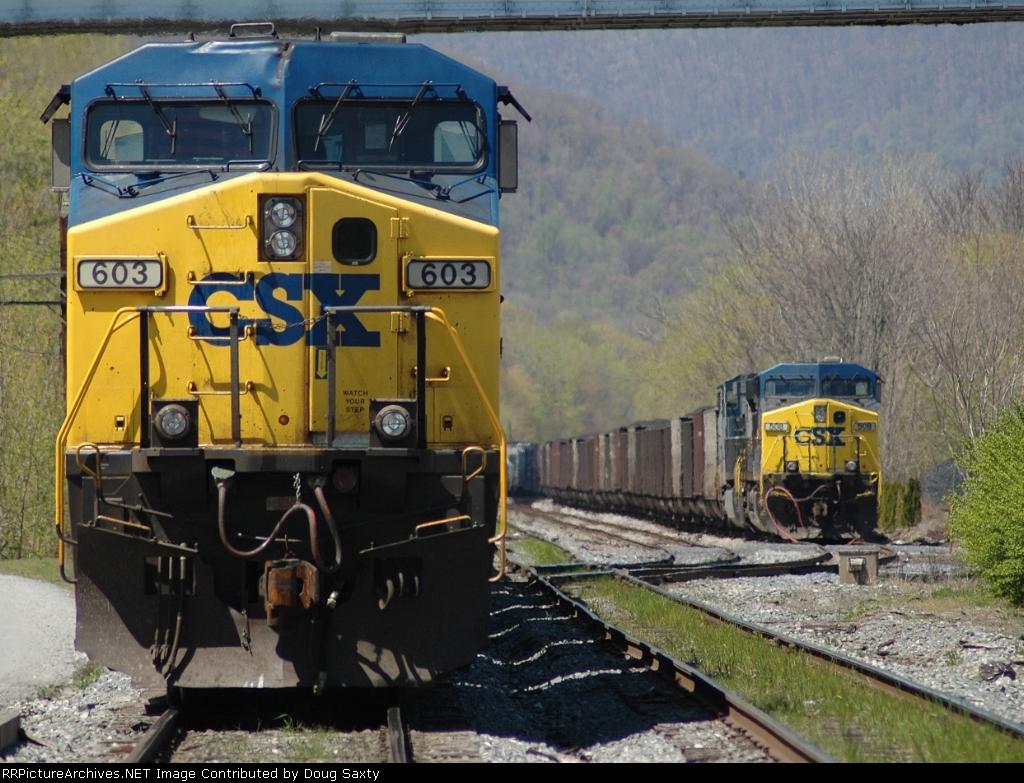 CSX 603