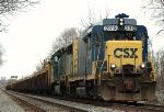 CSX 2312  Rail Train