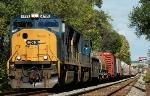 CSX 4799   (Train Q414)