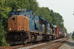 CSX 4709      Train Q400