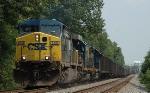 CSX 640      D842
