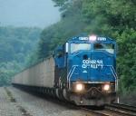 NS 6729  Conrail Quality
