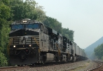 NS 7540  Hot Shot Trailer Train