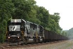 NS 6709  Empty Coal Train