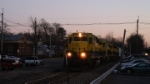 NYSW SD40 3022 Leads a SU-99 thru Hawthorn NJ