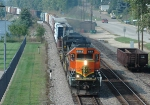 BNSF 6813  Mixed Freight