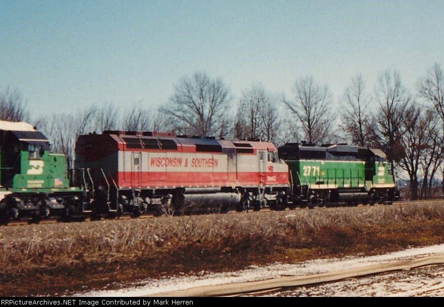 BN 2771 & WSOR 1003