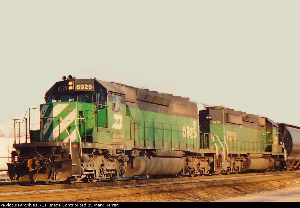 BN 6925 West