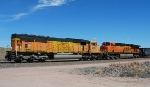 BNSF 9997 and 5970