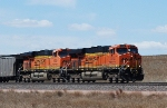 BNSF 5912 and 6009