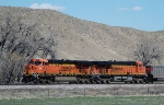BNSF 5815 and 5886