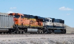 BNSF 5985 and 9625