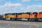 BNSF 8927 and 9984