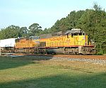 CSX Northbound Intermodal