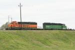 BNSF intermodal yard job