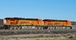 BNSF 6280 and 6090