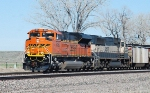 BNSF 9189 and 9672