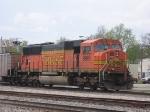 BNSF 9986