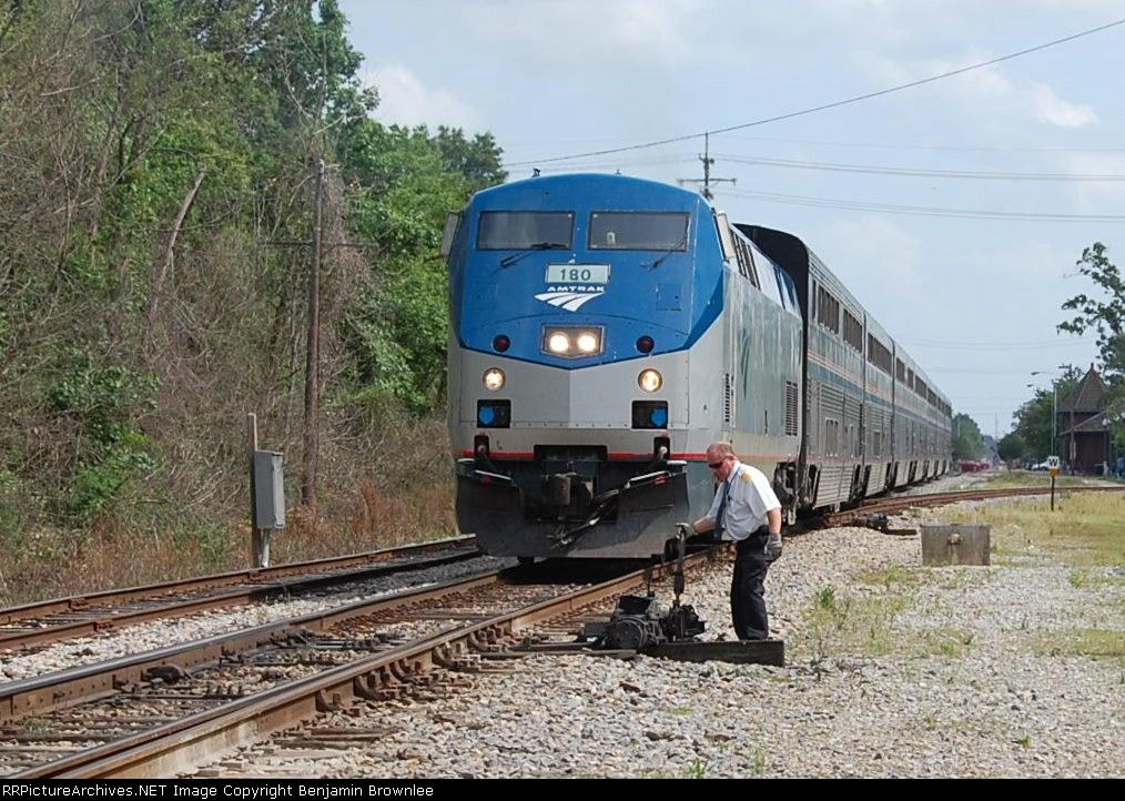 Amtrak City Of New Orleans (58) AMTK 180