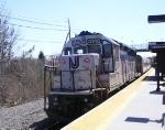NJ Transit-waiting