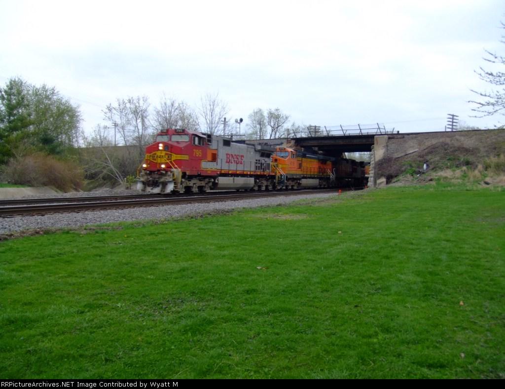 BNSF 795