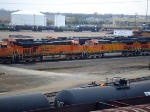 BNSF 6093 and 4193