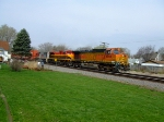BNSF 4898