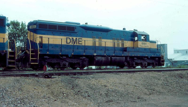 DM&E 6611