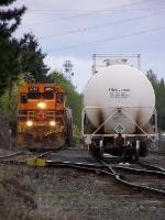 Tanker Siding