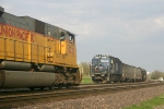 UP 8227 & HTT RMSX 0701