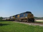 CSX 5371 on Q142 track #2