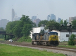 CSX 437 on Y259 Southbound