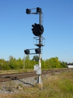 Signal at KC Junction
