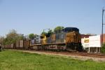 CSX 597 at Enfield, NC