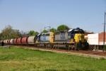 CSX 8343 at Enfield, NC