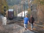 Walking the Tracks